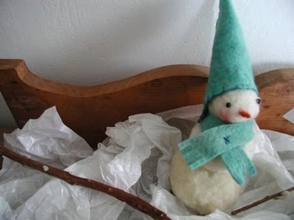 mosey 1 snowman
